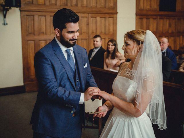 Le mariage de Lucas et Stéphanie à Huningue, Haut Rhin 14