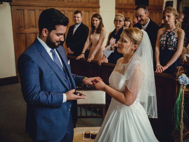 Le mariage de Lucas et Stéphanie à Huningue, Haut Rhin 15