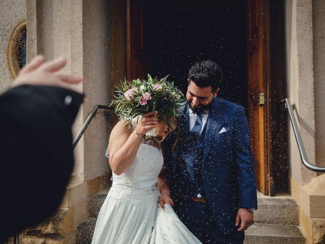 Le mariage de Lucas et Stéphanie à Huningue, Haut Rhin 16