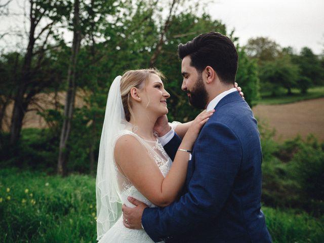 Le mariage de Lucas et Stéphanie à Huningue, Haut Rhin 28