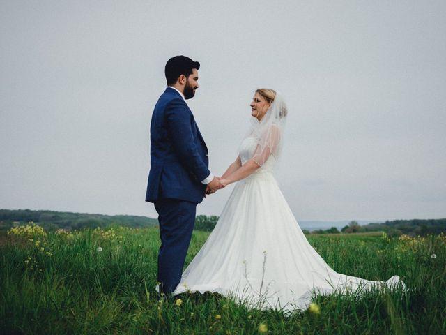 Le mariage de Lucas et Stéphanie à Huningue, Haut Rhin 29