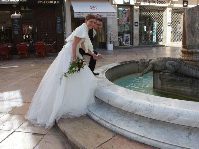 Le mariage de Alexandre et Fanny à Nîmes, Gard 7