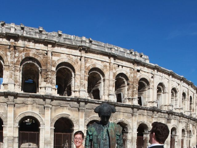 Le mariage de Alexandre et Fanny à Nîmes, Gard 9
