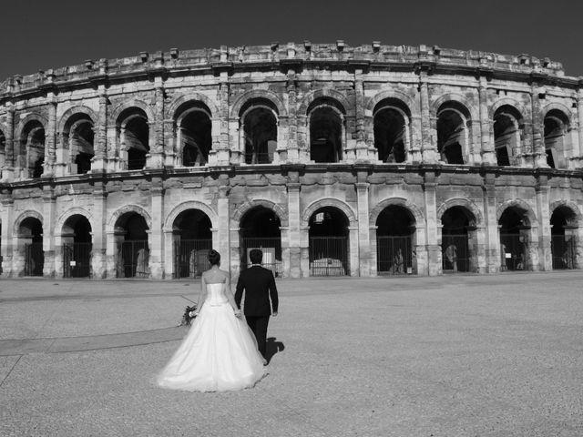 Le mariage de Alexandre et Fanny à Nîmes, Gard 10