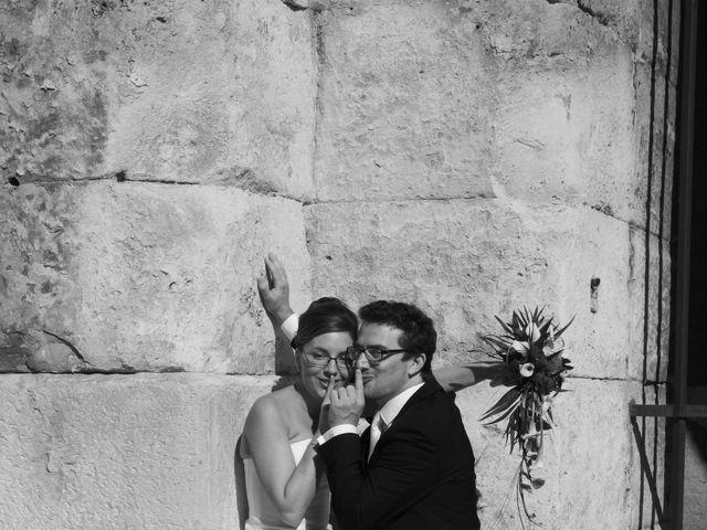 Le mariage de Alexandre et Fanny à Nîmes, Gard 12