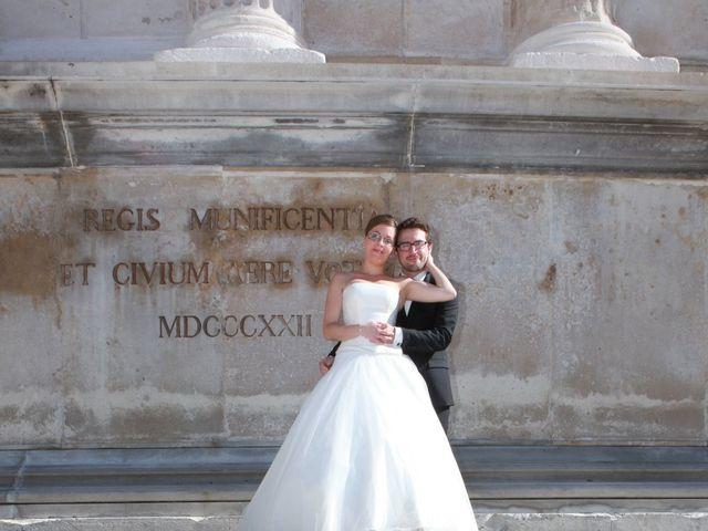 Le mariage de Alexandre et Fanny à Nîmes, Gard 16