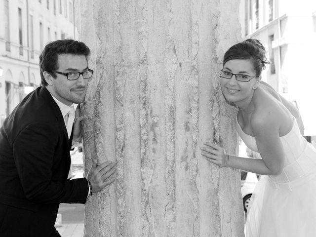Le mariage de Alexandre et Fanny à Nîmes, Gard 17