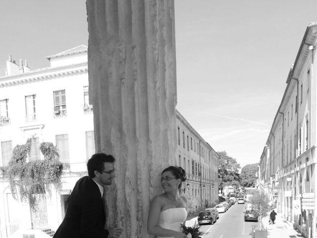 Le mariage de Alexandre et Fanny à Nîmes, Gard 18