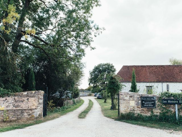 Le mariage de Sebastien et Lorraine à Bassevelle, Seine-et-Marne 1