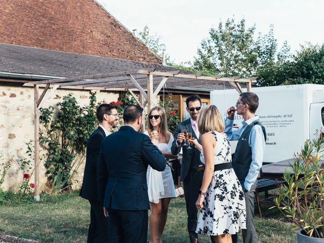 Le mariage de Sebastien et Lorraine à Bassevelle, Seine-et-Marne 8