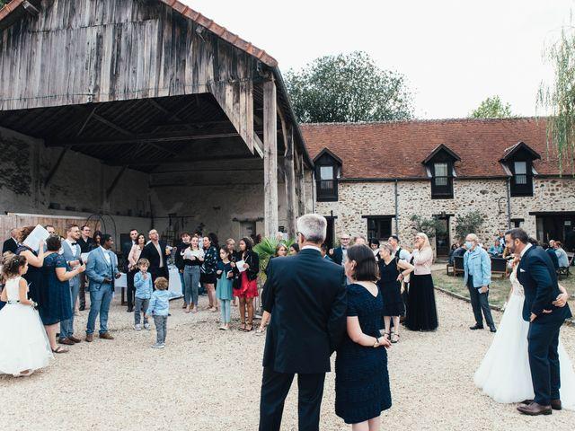 Le mariage de Sebastien et Lorraine à Bassevelle, Seine-et-Marne 30