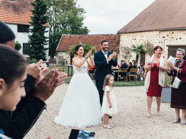 Le mariage de Sebastien et Lorraine à Bassevelle, Seine-et-Marne 33
