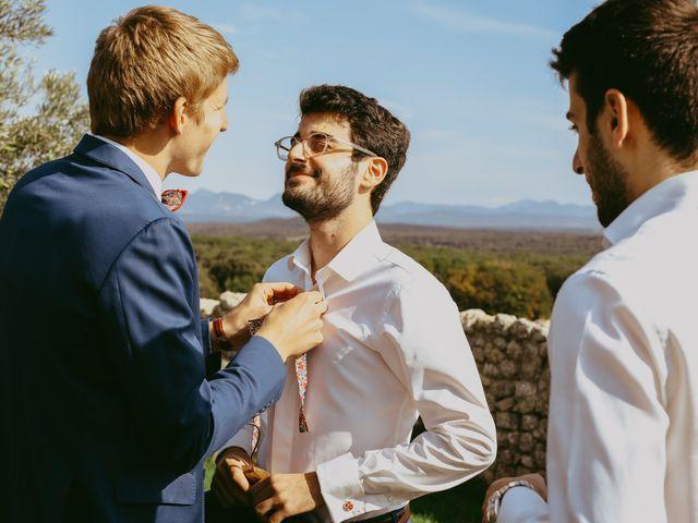 Le mariage de Alexandre et Karine à Grignan, Drôme 15