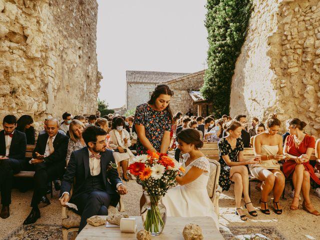 Le mariage de Alexandre et Karine à Grignan, Drôme 18