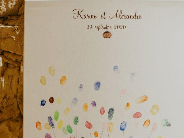 Le mariage de Alexandre et Karine à Grignan, Drôme 27