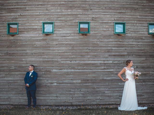 Le mariage de Kevin et Amandine à Thiers, Puy-de-Dôme 31