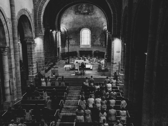 Le mariage de Kevin et Amandine à Thiers, Puy-de-Dôme 46