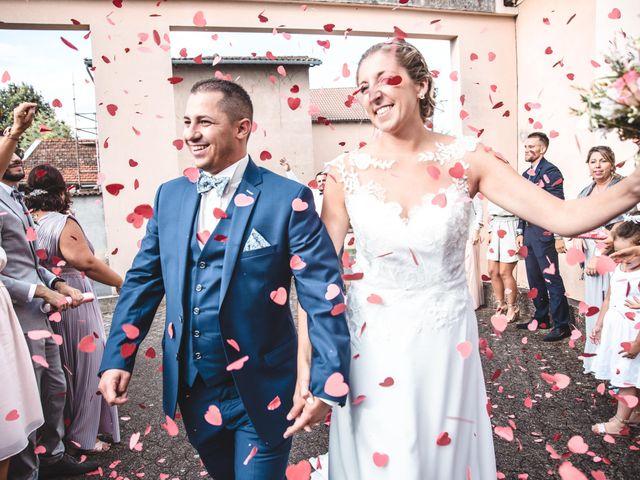 Le mariage de Kevin et Amandine à Thiers, Puy-de-Dôme 53