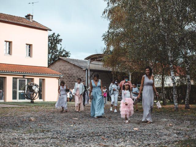 Le mariage de Kevin et Amandine à Thiers, Puy-de-Dôme 69