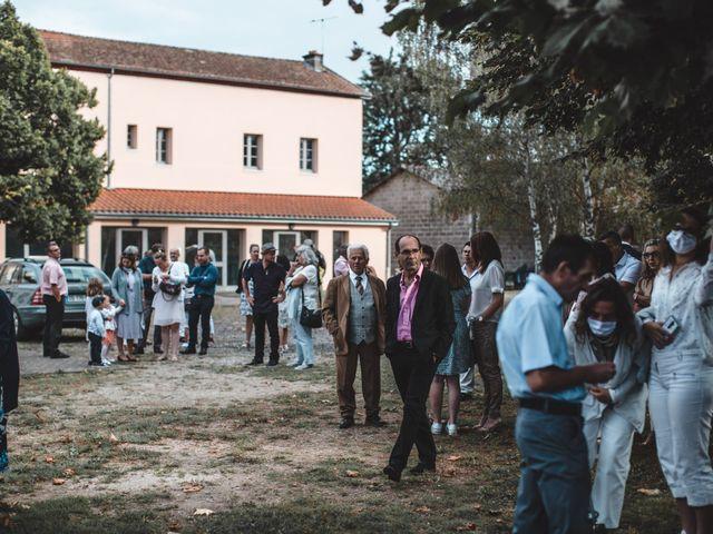 Le mariage de Kevin et Amandine à Thiers, Puy-de-Dôme 70