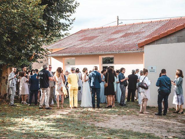 Le mariage de Kevin et Amandine à Thiers, Puy-de-Dôme 71