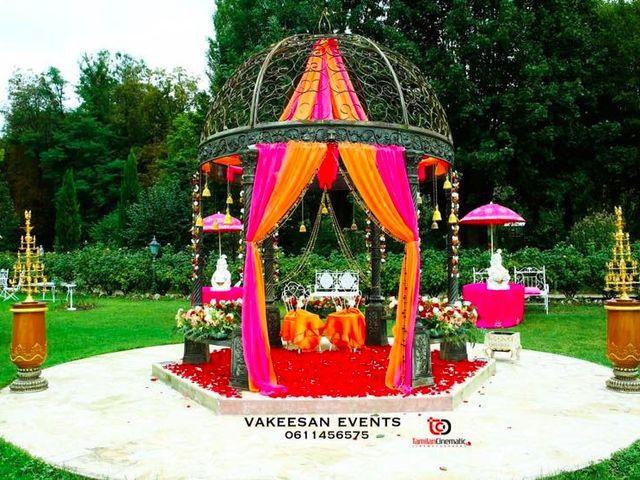 Le mariage de Jeyaganesh et Marine à Mauperthuis, Seine-et-Marne 1