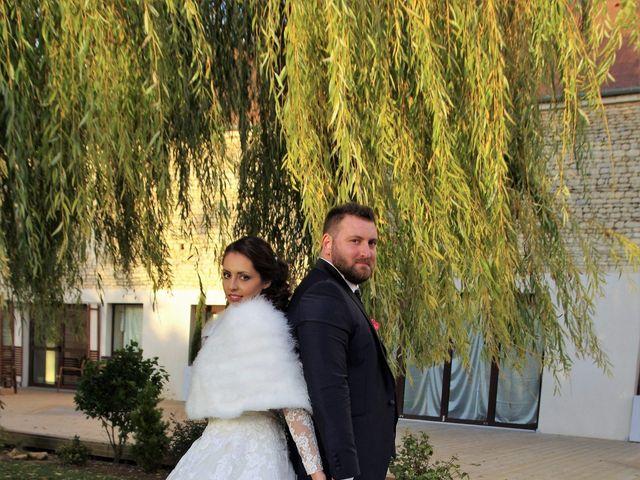 Le mariage de Frédéric et Clélia à Cauvicourt, Calvados 11
