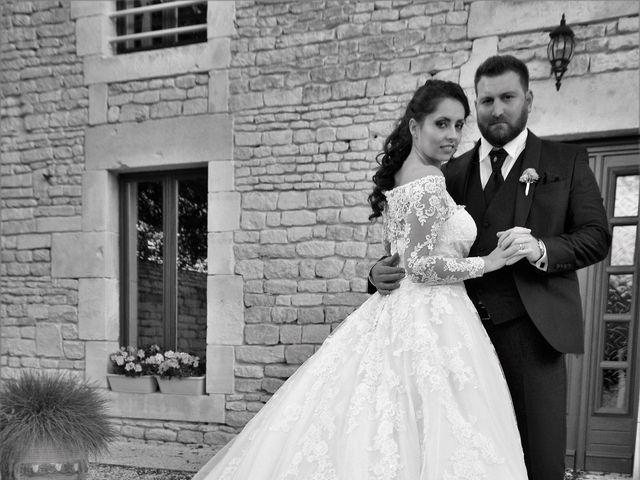 Le mariage de Frédéric et Clélia à Cauvicourt, Calvados 2