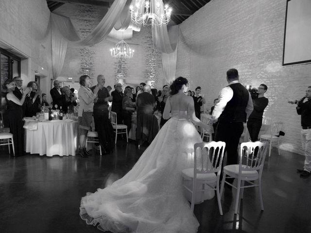 Le mariage de Frédéric et Clélia à Cauvicourt, Calvados 13