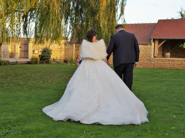 Le mariage de Frédéric et Clélia à Cauvicourt, Calvados 15
