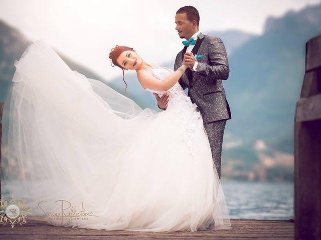 Le mariage de Christelle et Lichaël