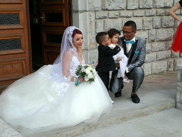 Le mariage de Lichaël et Christelle à Sévrier, Haute-Savoie 12