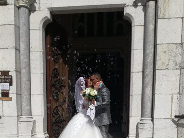 Le mariage de Lichaël et Christelle à Sévrier, Haute-Savoie 14