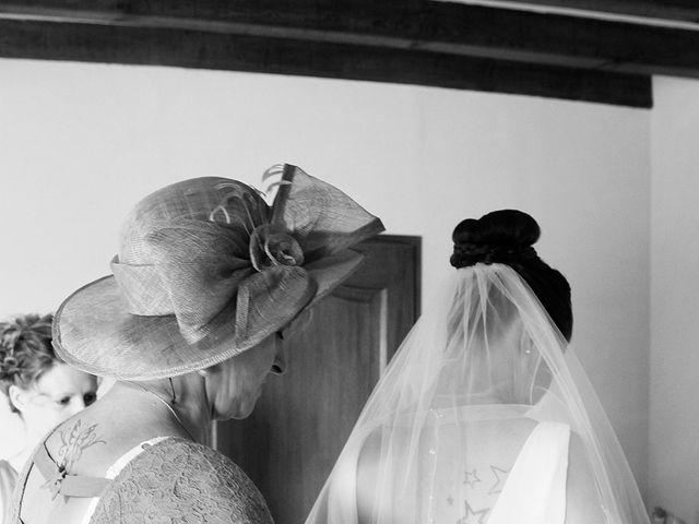 Le mariage de Olivier et Ludivine à Haudricourt, Seine-Maritime 11