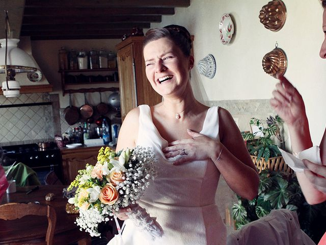 Le mariage de Olivier et Ludivine à Haudricourt, Seine-Maritime 16