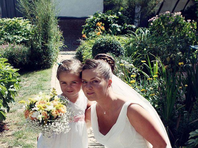 Le mariage de Olivier et Ludivine à Haudricourt, Seine-Maritime 17