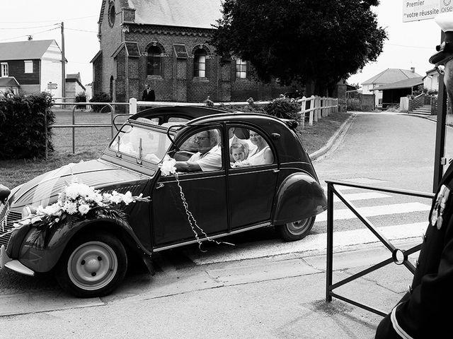 Le mariage de Olivier et Ludivine à Haudricourt, Seine-Maritime 21