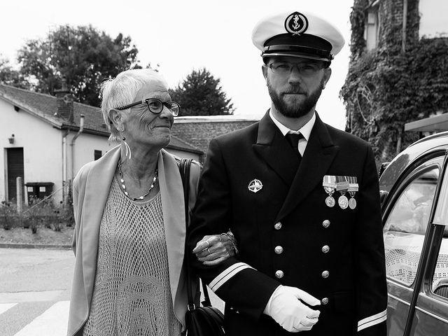 Le mariage de Olivier et Ludivine à Haudricourt, Seine-Maritime 24