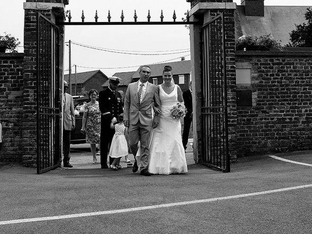 Le mariage de Olivier et Ludivine à Haudricourt, Seine-Maritime 25