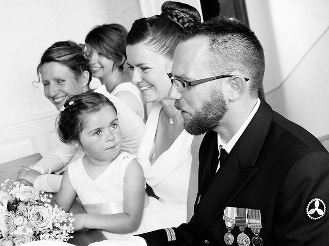 Le mariage de Olivier et Ludivine à Haudricourt, Seine-Maritime 28