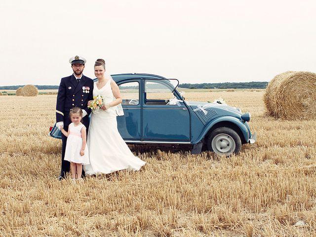 Le mariage de Olivier et Ludivine à Haudricourt, Seine-Maritime 32