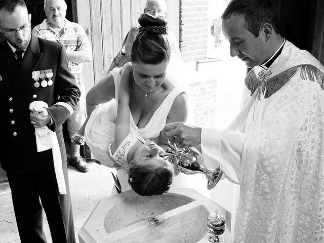 Le mariage de Olivier et Ludivine à Haudricourt, Seine-Maritime 37