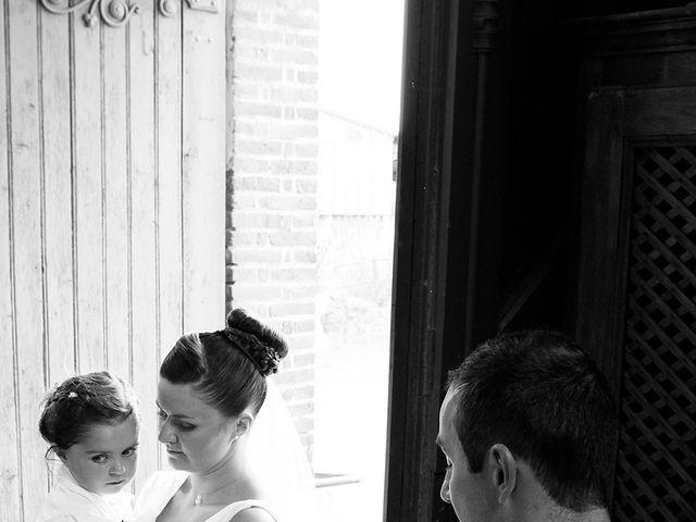 Le mariage de Olivier et Ludivine à Haudricourt, Seine-Maritime 38
