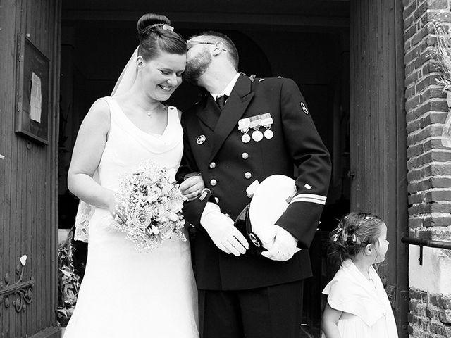 Le mariage de Olivier et Ludivine à Haudricourt, Seine-Maritime 42