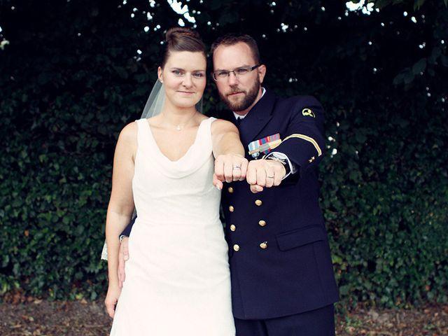 Le mariage de Olivier et Ludivine à Haudricourt, Seine-Maritime 43