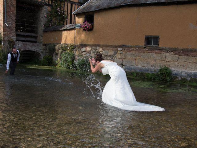 Le mariage de Olivier et Ludivine à Haudricourt, Seine-Maritime 51