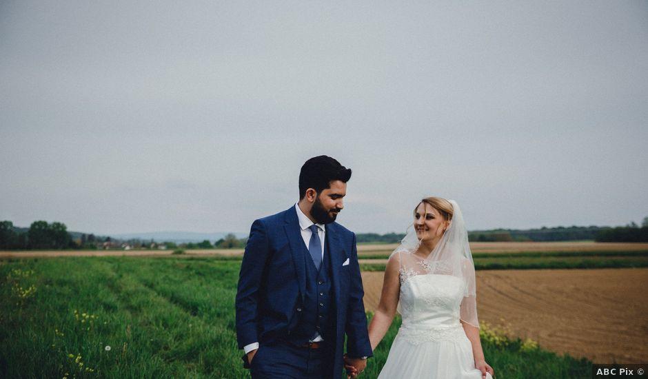 Le mariage de Lucas et Stéphanie à Huningue, Haut Rhin