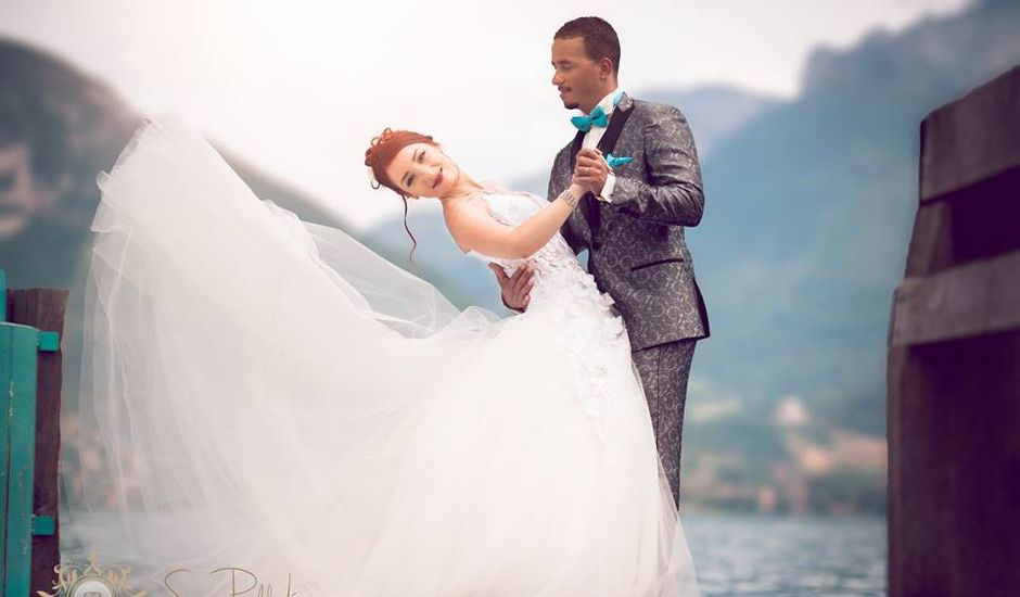 Le mariage de Lichaël et Christelle à Sévrier, Haute-Savoie