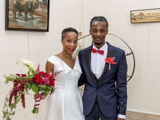 Le mariage de Wesley et Elodie