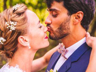 Le mariage de Lucile et Antoine